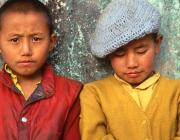 View the image: Gangtok I, 1997