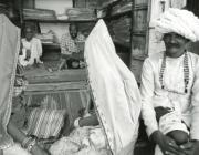 View the image: Traders, Pushkar, 2003