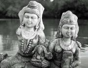 View the image: Shiva and Parvati