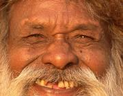 View the image: Pushkar portrait I, 1996