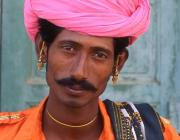 View the image: Pushkar portrait II, 1996