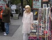 View the image: Shopping, Lower East Side, New York, 2008