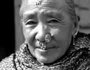 View the image: Sikkim portrait II, 1997